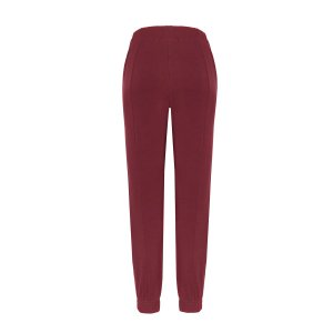 POWER WOMEN PANTS bordowy