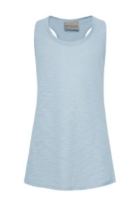 HAPPYNESS tank top for girls blue
