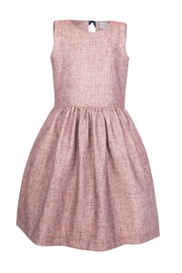 COCO raspberry dress for girls
